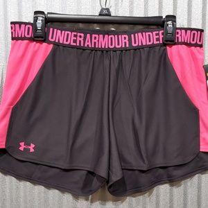 🆕️ Ladies  UA shorts
